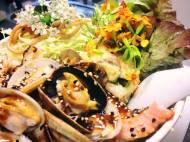 seafood don // meeresfrüchte auf reis
